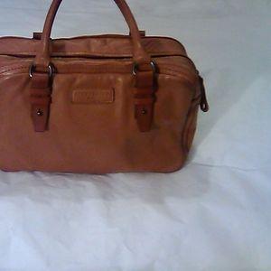 Liebeskind Leather Handbag 12x8x4